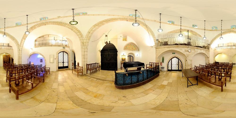 Elijah synagogue
