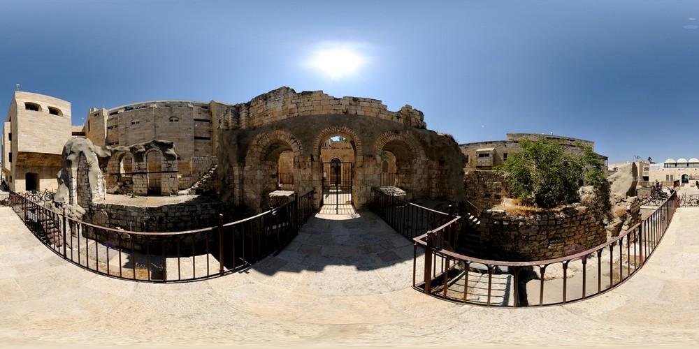 בית הכנסת תפארת ישראל, סיור וירטואלי בירושלים 360