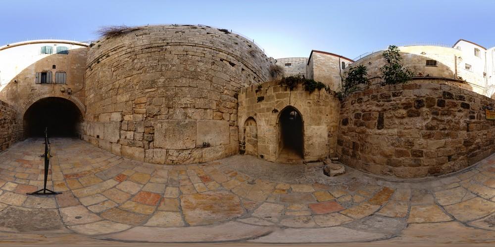 הכותל הקטן סיור וירטואלי - ירושלים 360